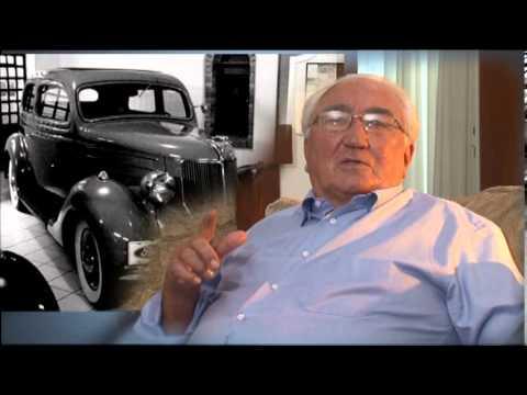 História de Vida do fundador da empresa - Sr. Newton Emelino Masutti