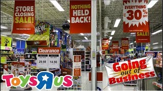 Video Toys R Us Store Closing Sale | Up To 30% Off! MP3, 3GP, MP4, WEBM, AVI, FLV Juni 2018