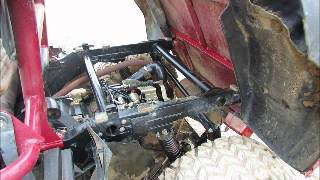 4. For Sale 2009 Kawasaki Mule 610 4x4 Utility ATV Manual Dump Bed bidadoo.com