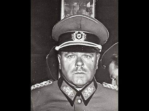 Казнь расстрел генерала вермахта