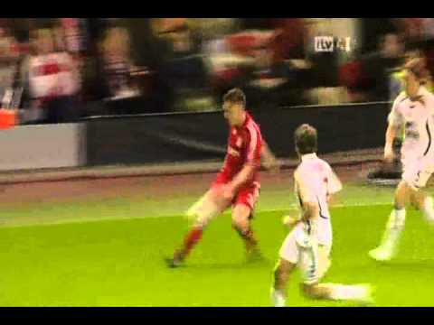 Peter Crouch Amazing Goal Vs Galatasaray 27/09/2006 Full HD Video