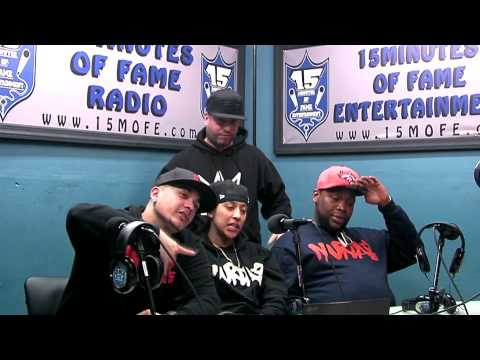URL Talk: Smack, Bill Collector, Tsu Surf, T-Rex, Norbes, Loaded Lux, Murda Ave, K. Shine, Sho Gotti
