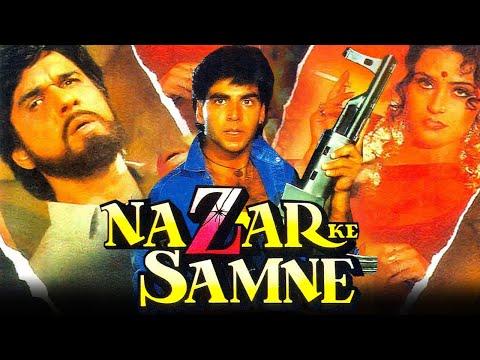 Nazar Ke Samne (1995) Full Hindi Movie | Akshay Kumar, Farheen, Ashok Saraf, Mukesh Khanna