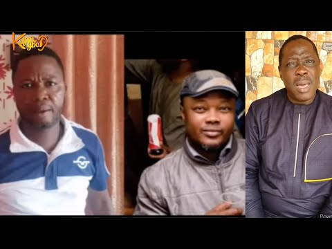 actor Mr Portable exposes friend who scammed him |Veteran Actor Ogogo expressed dissatisfaction