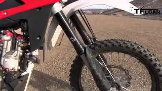 10. 2009 Husqvarna TE 450 0 60 MPH Mile High Ride and Review