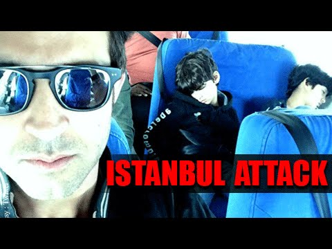 Hrihtik Roshan Almost Died | Istanbul Airport Terr