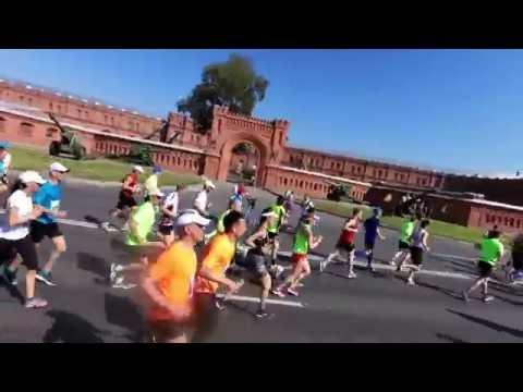White Nights Marathon 2016 St. Petersburg / XXVII Международный марафон \