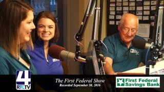 First Federal Savings Bank Weekly Program
