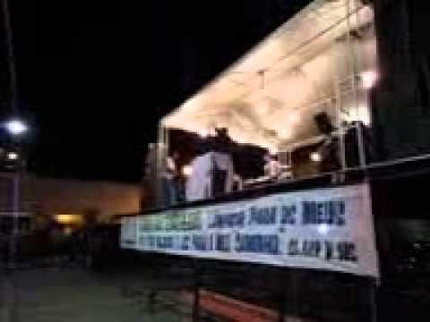 Pb. Gilson Marcos na ultima cruzada de 2011 em Moreno.avi