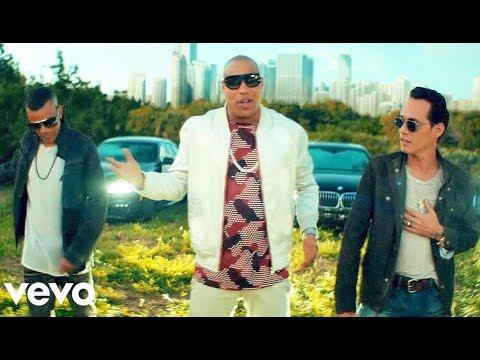 Gente De Zona feat. Marc Anthony – Traidora