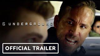 6 Underground - Official Trailer (2019) Ryan Reynolds by IGN