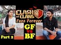 Clash Of Clans Fan Forever | GF vs BF Part 2 (Funny Fanmade Coc Video) -  Dekhte Rahoo