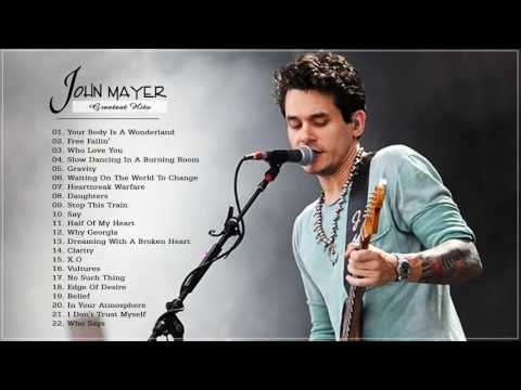 gratis download video - John-Mayer-Greatest-Hits---Collection-HD-HQ