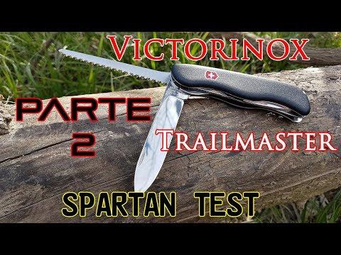VICTORINOX TRAILMASTER - SPARTAN TEST - PARTE 2
