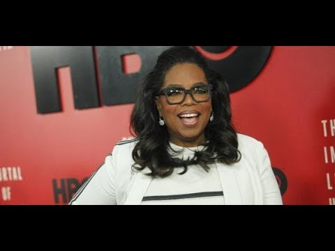 TV-Ikone: Oprah Winfrey for President