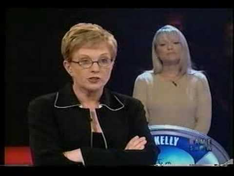 Weakest - From Weakest Link (US) primetime episode taped Feb 1st, 2002 and aired Mar 19th, 2003 - Anne Robinson gets verbally destroyed by contestant.