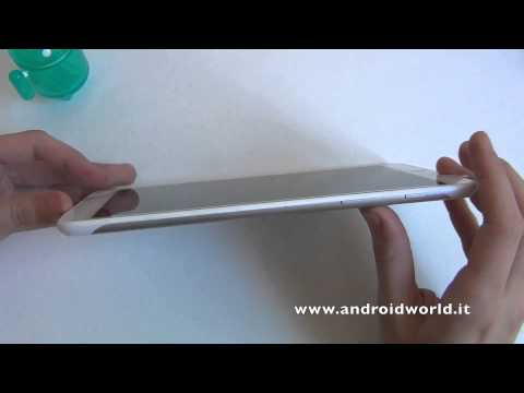 LG G Pad 8.3, unboxing in italiano