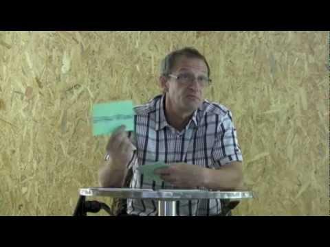 Une conférence gesticulée de Francis Alföldi