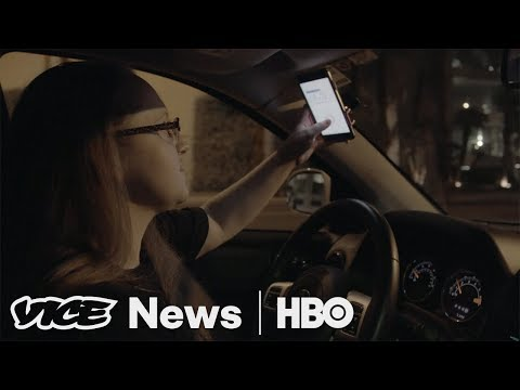 Las Vegas Lyft & Conspiracy Theories : VICE News Tonight Full Episode (HBO)