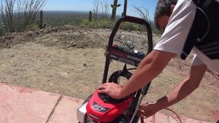Top pressure washers from Amazon http://amzn.to/1WAQORFfirst use of Costco Pressure Washer