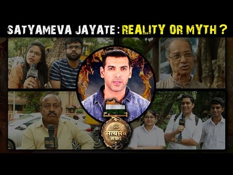 Satyameva Jayate v/s Corruption : Mumbai Speaks |