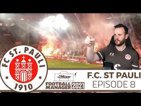 Episode 8 - FC St Pauli - Football Manager 2021
