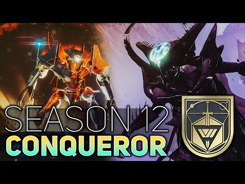 Conqueror Title Season 12 (Scarlet Keep & Inverted Spire GRANDMASTER) | Destiny 2 Beyond Light