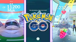"SUBSCRIBE - https://www.youtube.com/user/ShireensPlayBUSINESS ENQUIRIES - ShireenPlays.Business@gmail.comThis is my first video of doing a Gym Battle and a Gym Raid in the new Pokemon GO Gym update. The gym update is very lagging, glitchy and very unfair at times but hopefully Niantic will release an update out that fixes all of the annoying issues.___FOLLOW ME:Twitter - https://twitter.com/ShireensPlayPlanet Minecraft page - http://www.planetminecraft.com/member/shireen_m/___Music:"" "" Kevin MacLeod (incompetech.com) Licensed under Creative Commons: By Attribution 3.0http://creativecommons.org/licenses/by/3.0/"