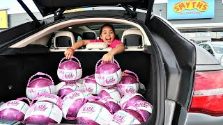 Video LOL Pearl Surprise Toy Hunt At Smyths Toys Store | Toys AndMe MP3, 3GP, MP4, WEBM, AVI, FLV Maret 2019