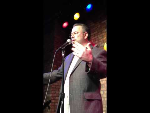 Robert Sconzo at the Improv