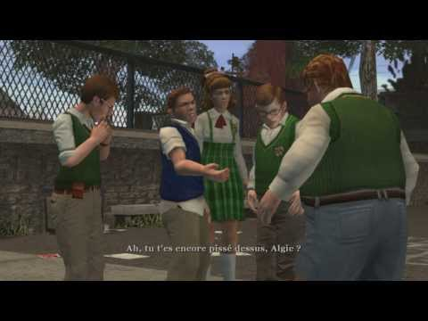 Bully/Canis Canem Edit - Walkthrough - C05 M02 : Rats de bibliothèque [FR-HD]