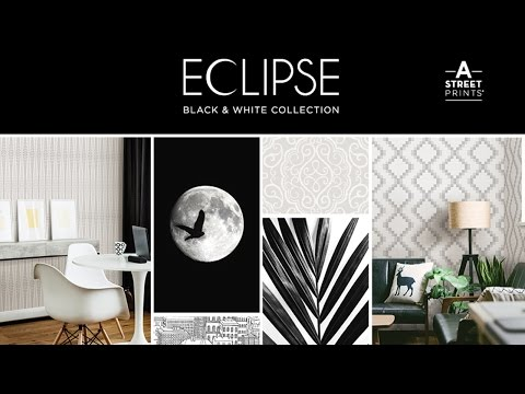 The Eclipse Wallpaper Collection by A-Street Prints