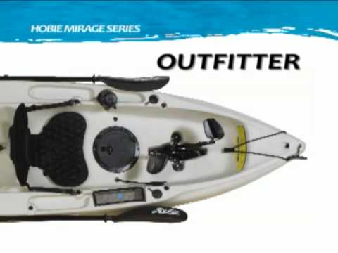 Hobie Mirage Outfitter Kayak Overview