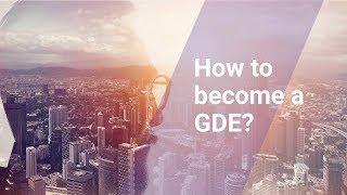 How to become a Google Developer Expert?