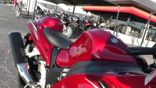 10. 101001   Used 2012 Suzuki Hayabusa Limited Edition Motorcycle For Sale