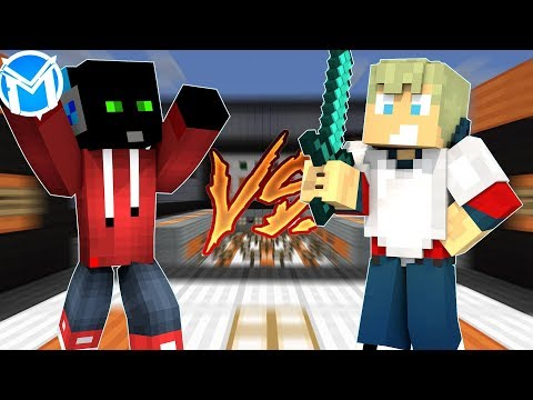 MarweX Vs Jawo! | Mix Miniher [MarweX&Jawocraft]