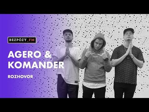 BezPózy_FM – AGERO & KOMANDER