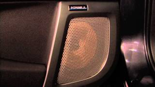 An Exclusive Look At The Krell Sound System In The 2014 Acura RLX