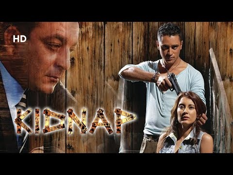 Kidnap (2008) | Sanjay Dutt | Imran Khan | Minissha Lamba | Bollywood Action Movie