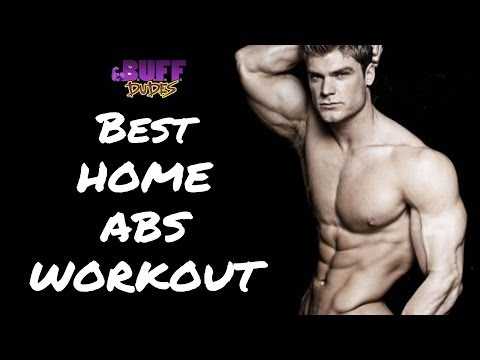 Best Home Ab Workout – 5 Easy Abs Exercises