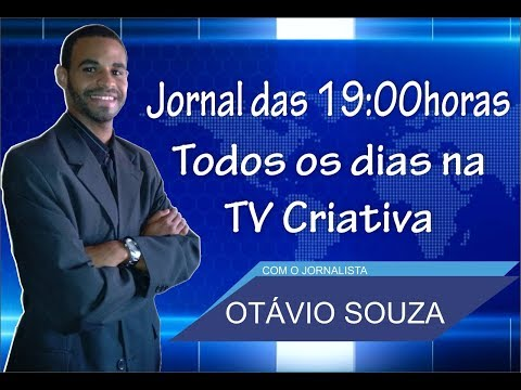 Jornal das 7 com Otavio Souza