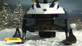 2. 2015 Ski-Doo Skandic and Tundra