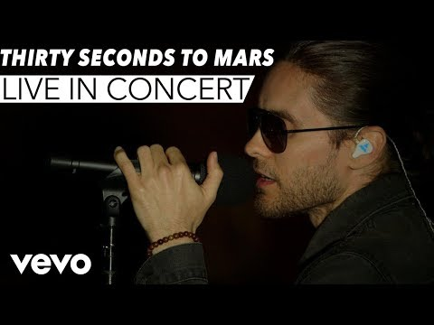 30 Seconds to Mars - For the Night lyrics