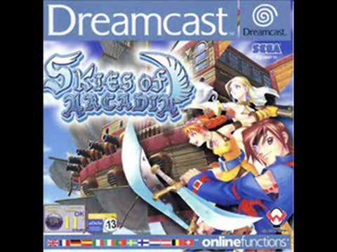 Skies of Arcadia OST-Legendary Sinking Continent