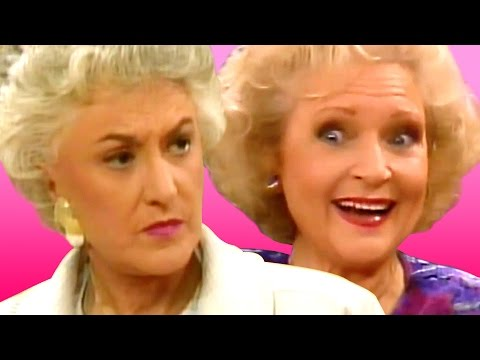 Celebrate The Golden Girls 31st Anniversary With This Rap