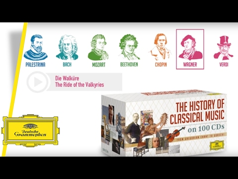 The History of Classical Music on 100 CDs – audio sampler