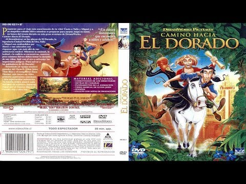 Opening The Road To El Dorado (2000) DVD