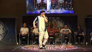 J.One vs Feelin – 2019 JINJU SDF POPPING SIDE TOP4