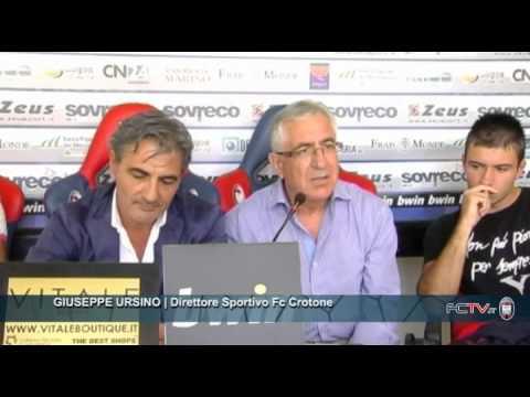 Calcio. Serie BWin, presentati i nuovi acquisti del Crotone