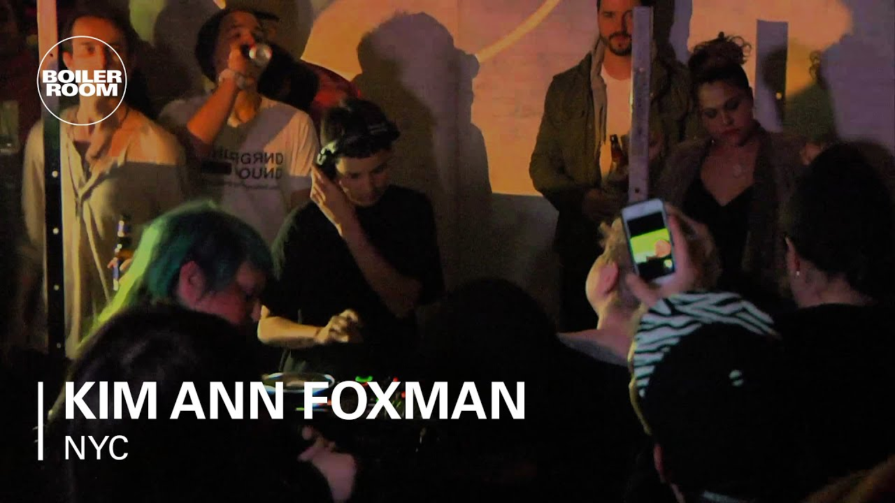 Kim Ann Foxman - Live @ Boiler Room NYC 2014